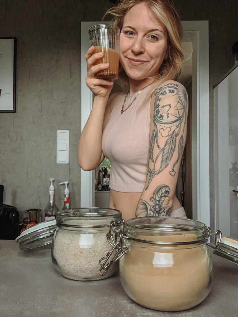 Lena Endo.mood Happy Darm Nina Svenja Lehmann